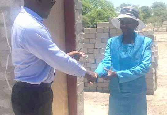 Development Bank helps with community health and safety in Ohangwena