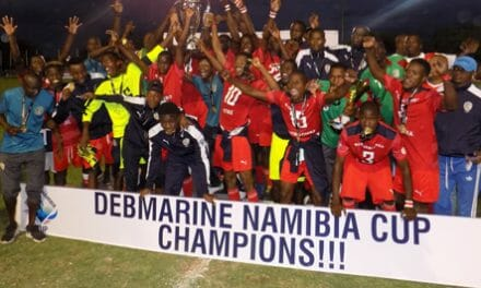 Debmarine Namibia Cup satisfies Gobabis community as Young African bag Cup