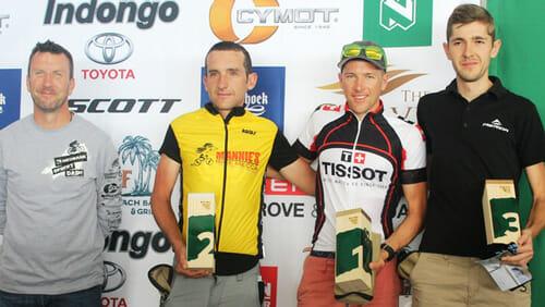 Looser completes hat-trick in 2017 Desert Dash race
