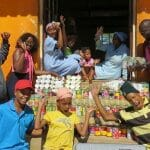 A can a man when put together brings great joy to vulnerable children