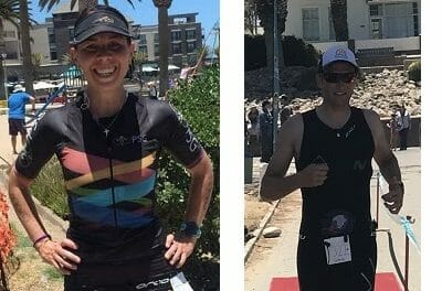 De la Rey and Kotze show what makes them winning Ultra Distance material