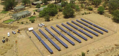 Calling solar companies to get funding from new green energy fund for off-grid projects