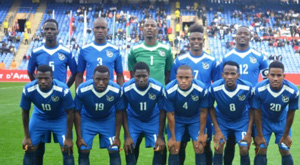 It all engines go – Brave Warriors face Chipolopolo in Casablanca