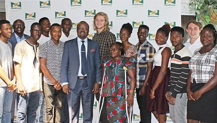 NamPower bursaries ensure future supply of technical skills