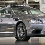Lexus LS 600 dons electronic array in Toyota's quest to lead full self-drive capability