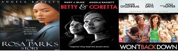 Free movie screenings at the American Cultural Center in celebration of Women's History Month