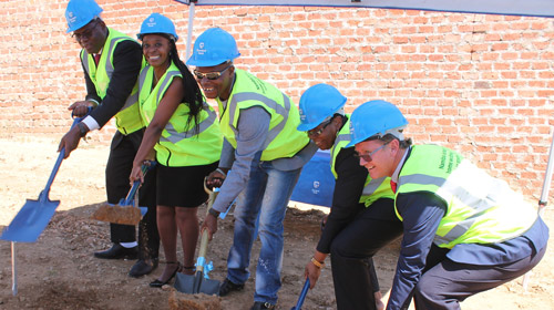 Construction of Gold Paralympian's house to commence in three weeks