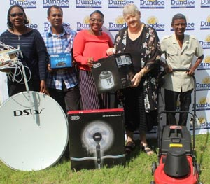 Dundee Precious Metals improves the living standards of Tsumeb's senior citizens