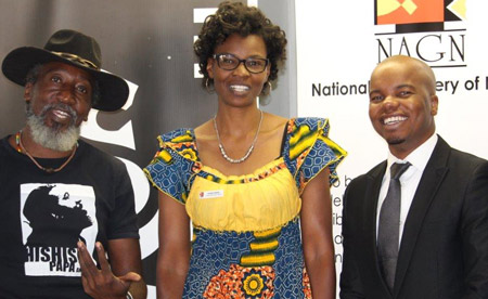National Art Gallery, RMB Namibia partner to support amateur artists