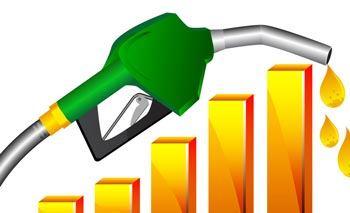 Fuels prices go up again