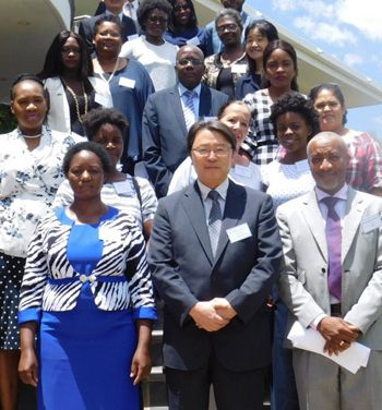 Government officials trained in Japan return home –  encouraged to fully utilise the specialised knowledge attained
