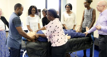 UNAM to produce specialist anaesthetists