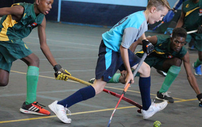 Saints dominates in both divisions of the National Indoor Hockey league