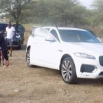 'Petrol heads', existing and potential clients treated to a Ride and Drive by Jaguar Land Rover