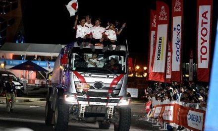 Hino leverages Dakar win to build unbeatable commercial trucks