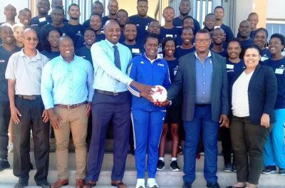 Basic coaching course equips women with knowledge to groom future football legends