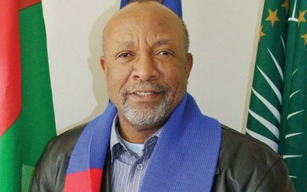 Vice President Mbumba takes the baton at University of Namibia