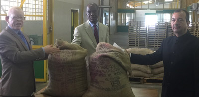 India honours 2016 pledge to Namibia – delivers 1000MT of rice