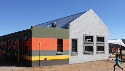 Dolam Children's Home gets facelift