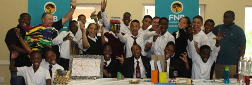 Okahandja school wins environmental competition