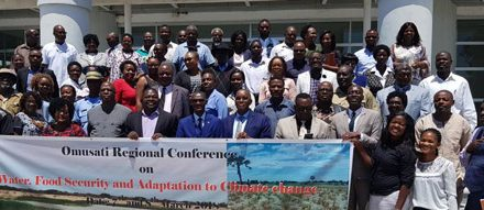 Adapting to climate change in the Omusati Region