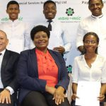 Financial Services firm provides seven students with bursaries