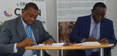UNESCO, CRAN strengthen partnership in the field of communication