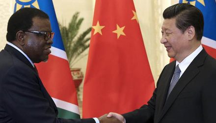 President Geingob jets off to China for state visit
