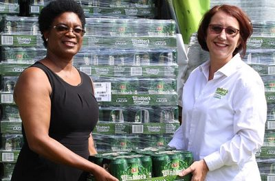 Breweries donates 360 cases to Embassies for upcoming Independence celebrations