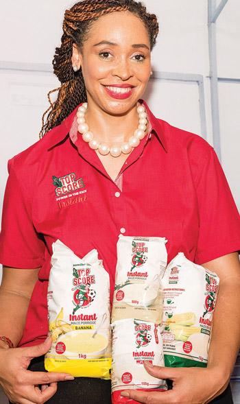 Namib Mills introduces fast and easy instant porridge
