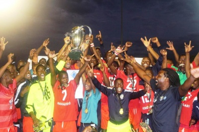 32 teams to battle it out in the Debmarine Cup