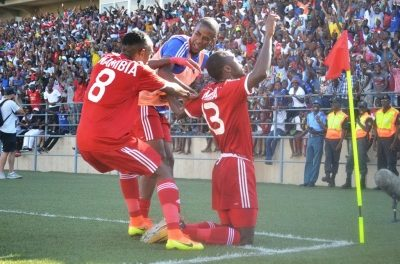 Brave warriors gunman to miss tie against Lesotho in international friendly