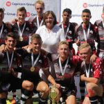 Junior sevens rugby talent showcased at tourney