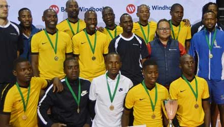 Bank Windhoek DOC volleyball tourney thrills fans