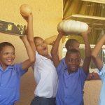 Balanced diet key to good learning – date grower sends fresh veggies to Karas schools