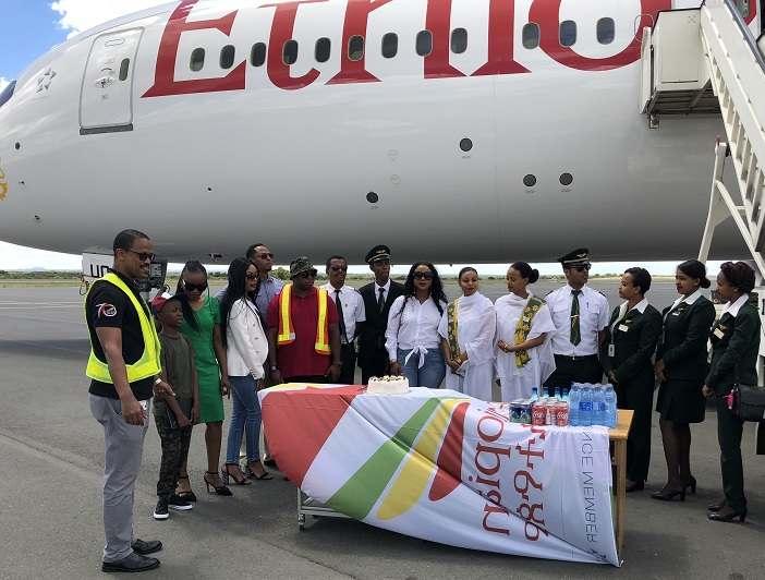 Higher demand on Addis Windhoek route prompts Ethiopian