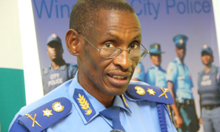 City Police head honcho suspended in serious misconduct probe
