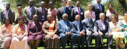AU Panel of Wise discuss peace and security issues