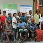 Katutura State Hospital gets lion's share of new medical equipment from Support Ulm e.V.