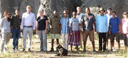 EU-funded projects diversify livelihood of Nyae Nyae San communities