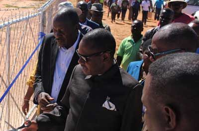 Epukiro and Otjinene water and sewer reticulation infrastructure inaugurated