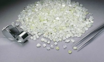 Anglo American reports rise in De Beers diamond sales