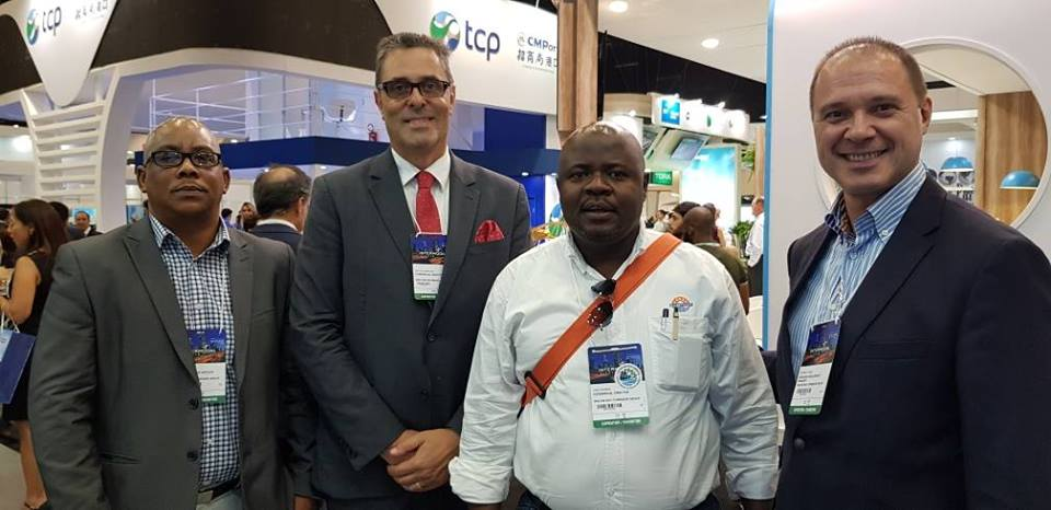 Brazilian businesses interested in Namibia's logistics solution