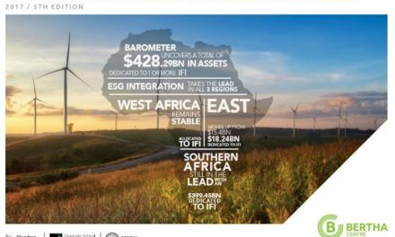 Responsible investors channel over US$400 billion into Africa