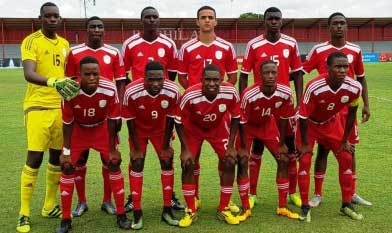Young Warriors coach content with draw against Botswana