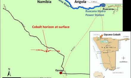 Aussie explorer completes bookbuild for capital to float Opuwo Cobalt Project