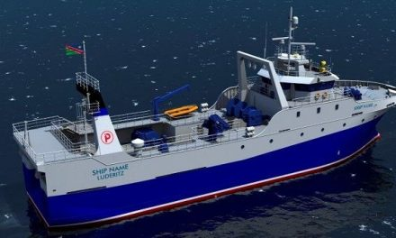 Construction started on NovaNam and Lalandii's three new N$150 million trawlers