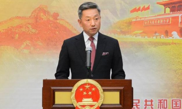 China and Namibia stride into a new era of comprehensive strategic cooperative partnership