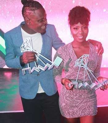Glitz, glamour and entertainment at the 2018 NAMAs