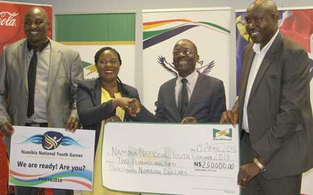 Power utility powers maiden National Youth Games